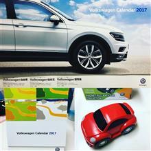 2017年VWカレンダー