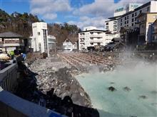 草津温泉と電車と日帰りぶらり一人旅