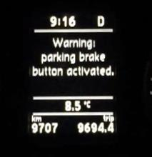 Emergency Brake Function?