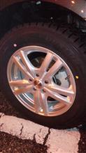 12月6日。タイヤ交換。