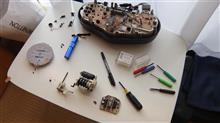 ビートのトリップメーター修理