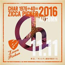 Char 40th Anniversary Special Live 2016 越谷サンシティー