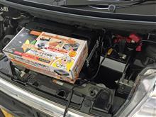 バッテリー充電器大活躍
