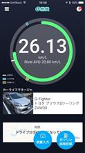 燃費記録 2016年 12月第2週