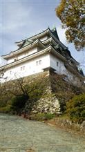 ツーリング翌日は独りのんびり和歌山城
