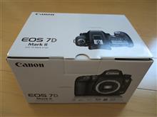 EOS7D Mark2購入