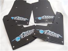 KADDIS D:5専用マッドフラップ premium!