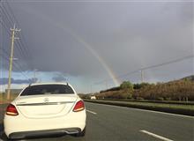 虹が美しい... 本、読書... Be brilliant forever…  BMW.