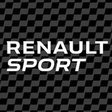 """ Challenge us if you can! "", Renault Sport"