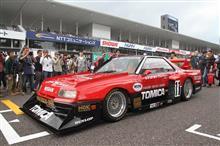 鈴鹿サウンドオブエンジン2016へ・・・