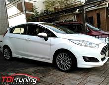【FORD Fiesta 1.0 EcoBoostサブコンCRTD2® Petrol TDI Tuning】インプレ頂きました!