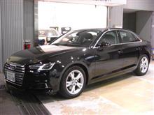 新型Audi A4に試乗! フラットライドの極み