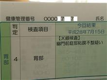 初めての胃カメラ検査(胃内視鏡)~♪