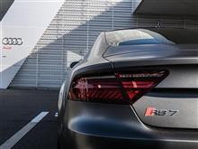 RS7パフォーマンス試乗