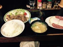 『本日のお昼ごはん』