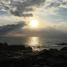 SUNSET in SEA?