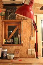 「男の隠れ家」 電気工事&床板加飾工程完了!