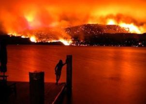 対岸 の 火事
