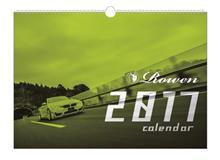 ROWEN2017カレンダー完成いたしました。