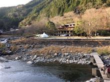 月ヶ谷温泉キャンプ場