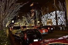 渋谷・表参道へ H28.12.23