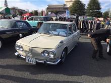 高崎クラシックカーフェスティバルの参加車両 その1