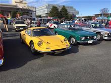 高崎クラシックカーフェスティバルの参加車両 その2 輸入車