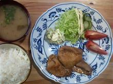 豚ロース生姜焼き・・・