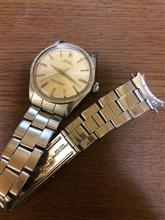 おじいの時計をイメチェン