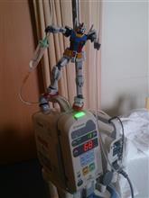 入院生活ガンプラ日記 その5