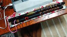 龍笛の収納袋を孫が作ってくれました