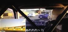 先日のGTCCレース 後ろからの車載映像頂きました♪
