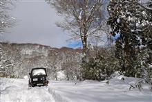 氷ノ山林道  最高地点到達!