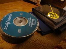 CD-ROMの片づけ