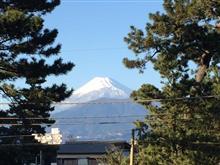 今年最後の富士山 161231
