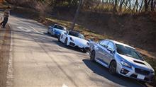 911ターボSとWRX S4とボクスターGTS