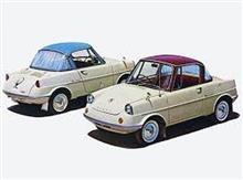 【 20世紀 J-Car select 】vol.13 マツダR360クーペ