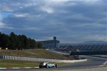 2017 F1 プレシーズンテスト 開催スケジュール