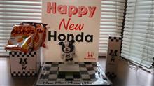 浪漫道通信2017(4)「Honda Carsの初売りへ」