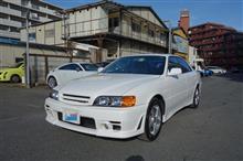 『トヨタ チェイサー オールペイント』 東京都八王子市からご来店のお客様です