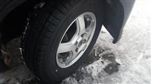 3本目の冬タイヤを購入です。