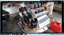 名車のエンジンが今、蘇る!Dino246GTエンジンテスト!