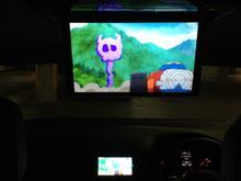 Overhead monitor installation #1