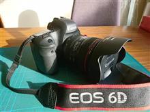 デジタル一眼レフカメラ「CANON EOS 6D」を買いました。