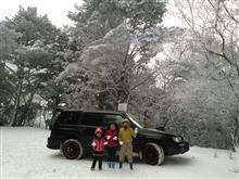 四国にも雪
