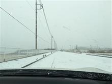 【ZC6】雪が降ったから!