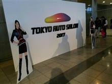 東京オートサロン2017(^^ )