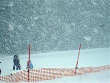 スキーwith大寒波 3日目終
