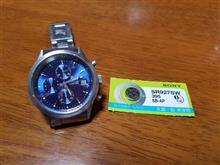 バーバーリーブラックレーベルの腕時計