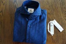 ★GUY ROVER(ギローバー)のシャツを購入。イタリアンシャツ入門用に最適